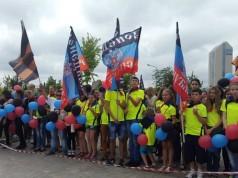 Свято клятві тероризму в Донецьку