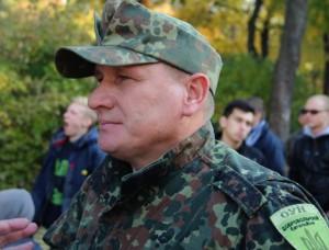 Командир батальйону ОУН Микола Кохановський