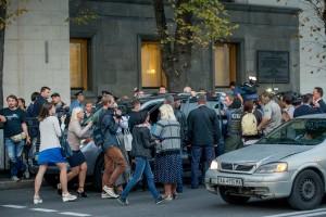 Обшук автомобіля нардепа Ігоря Мосійчука